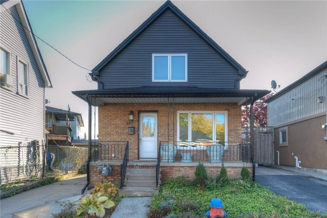House for rent at 442 Macnab St N Hamilton Ontario - MLS: H4066828