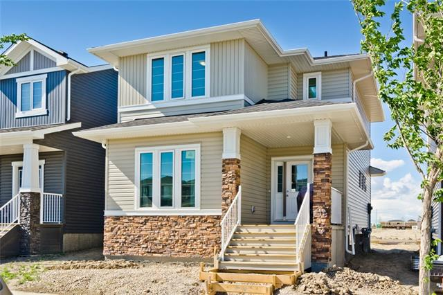 For Sale: 442 Redstone Drive Northeast, Calgary, AB | 3 Bed, 3 Bath House for $448,888. See 32 photos!