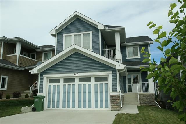 Removed: 442 River Heights Drive, Cochrane, AB - Removed on 2018-09-16 08:39:09