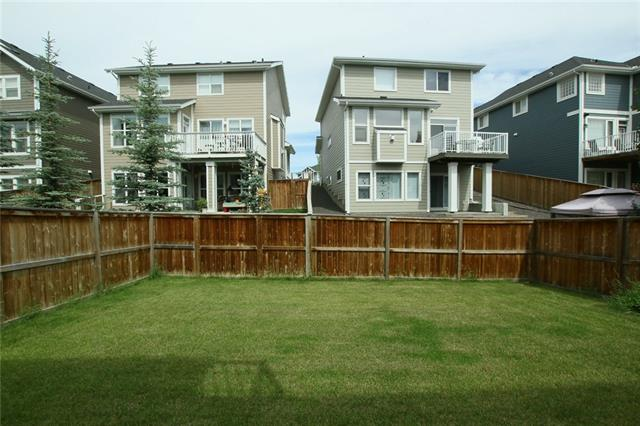 For Sale: 442 River Heights Drive, Cochrane, AB | 3 Bed, 2 Bath House for $499,000. See 40 photos!
