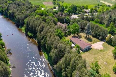House for sale at 442 South River Rd Elora Ontario - MLS: 30813652