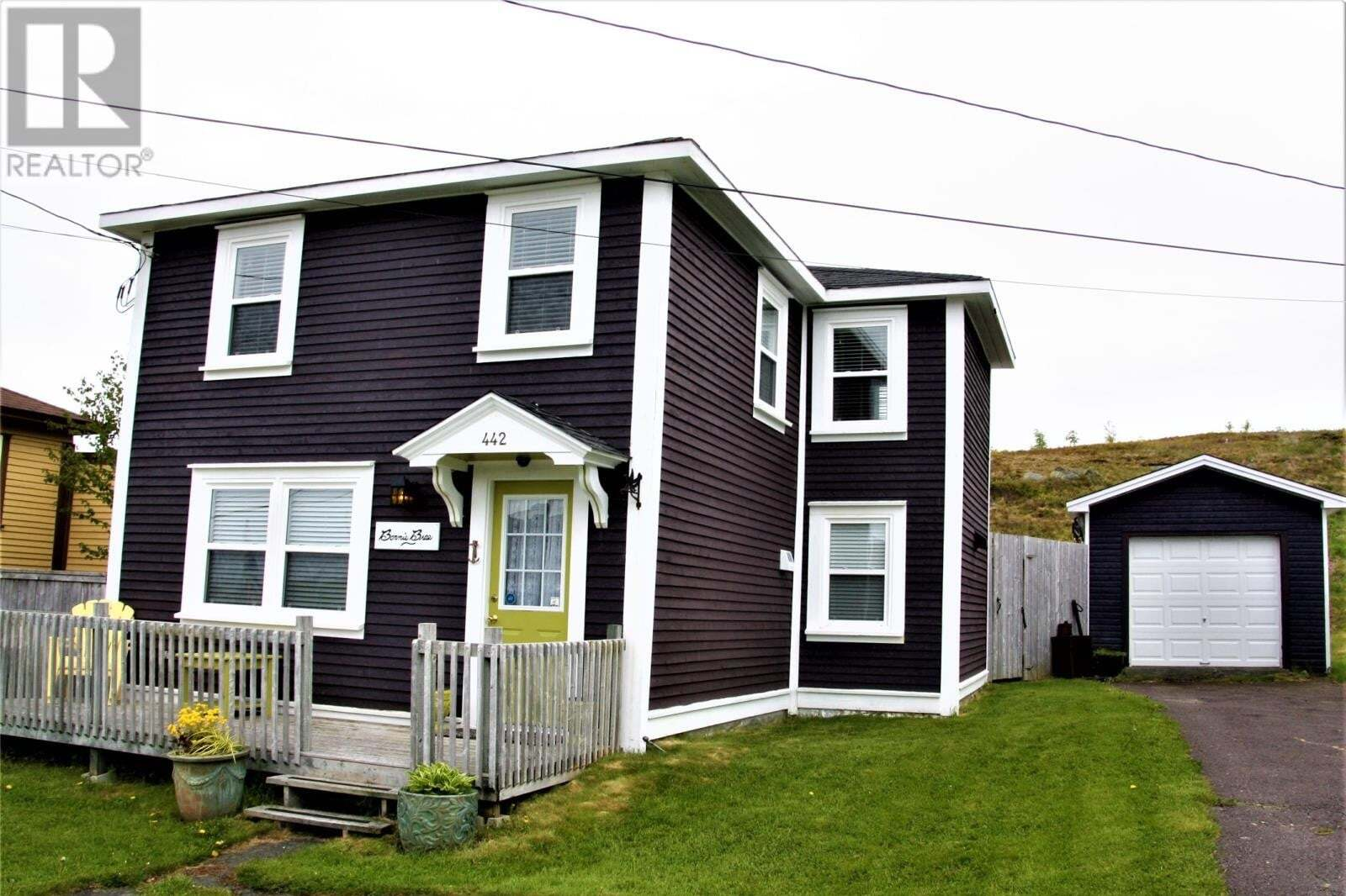 House for sale at 442 Water St Bay Roberts Newfoundland - MLS: 1214029