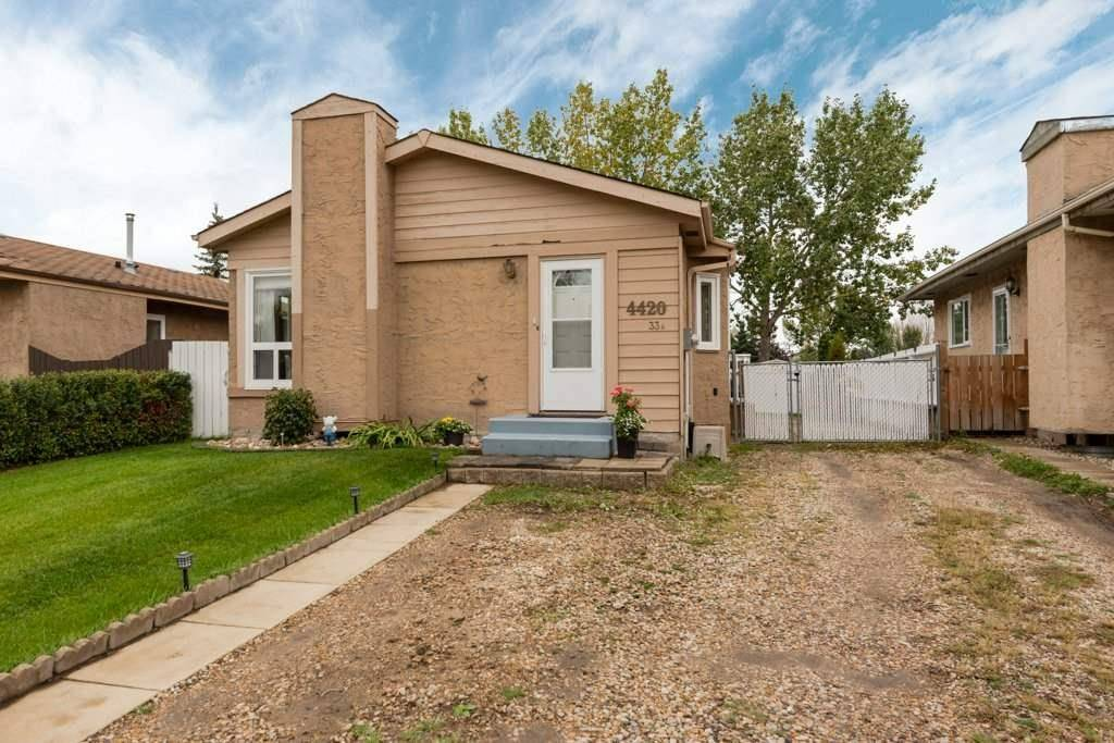 House for sale at 4420 33a Ave Nw Edmonton Alberta - MLS: E4173408