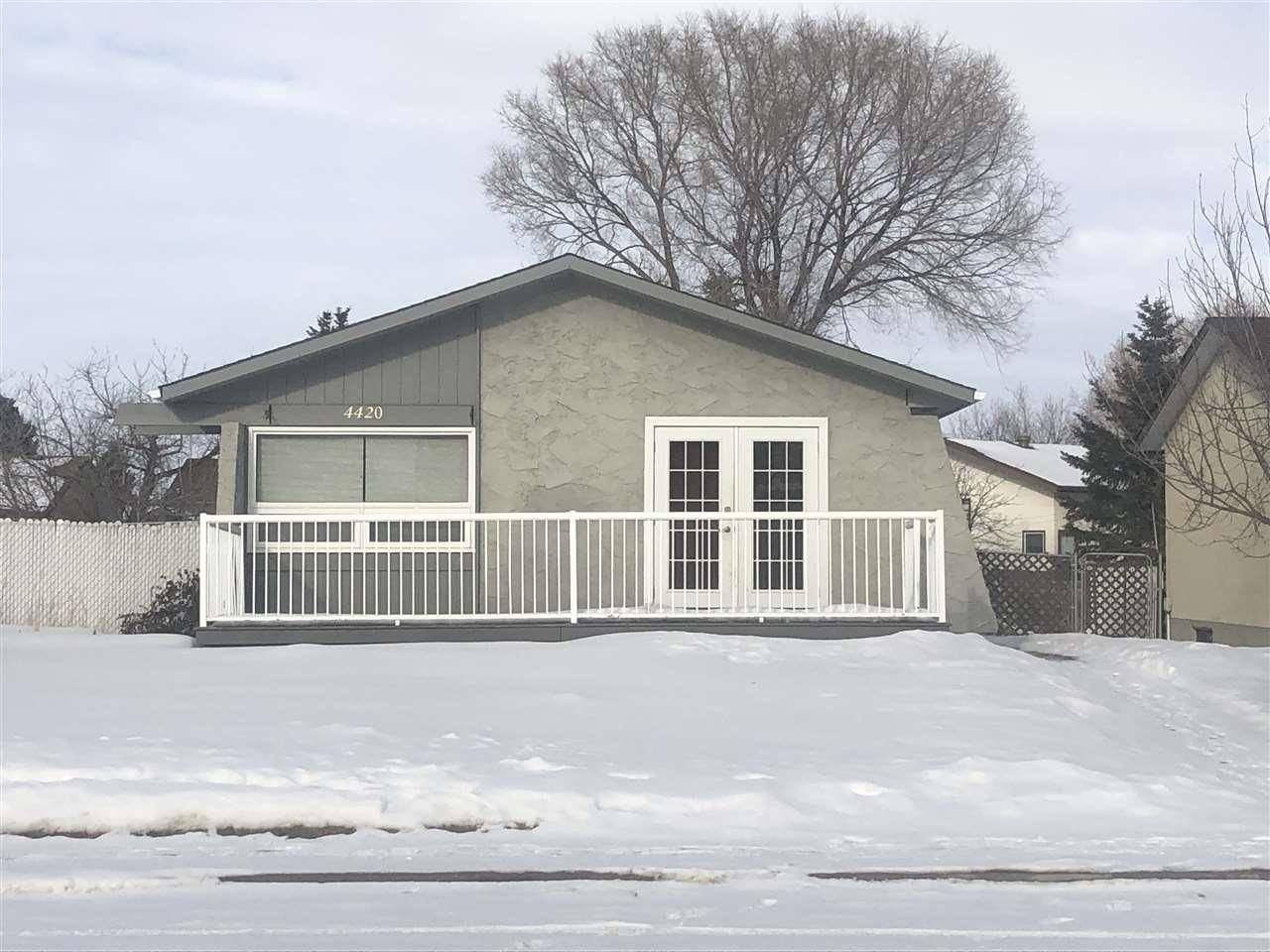 House for sale at 4420 56 Ave Wetaskiwin Alberta - MLS: E4186546