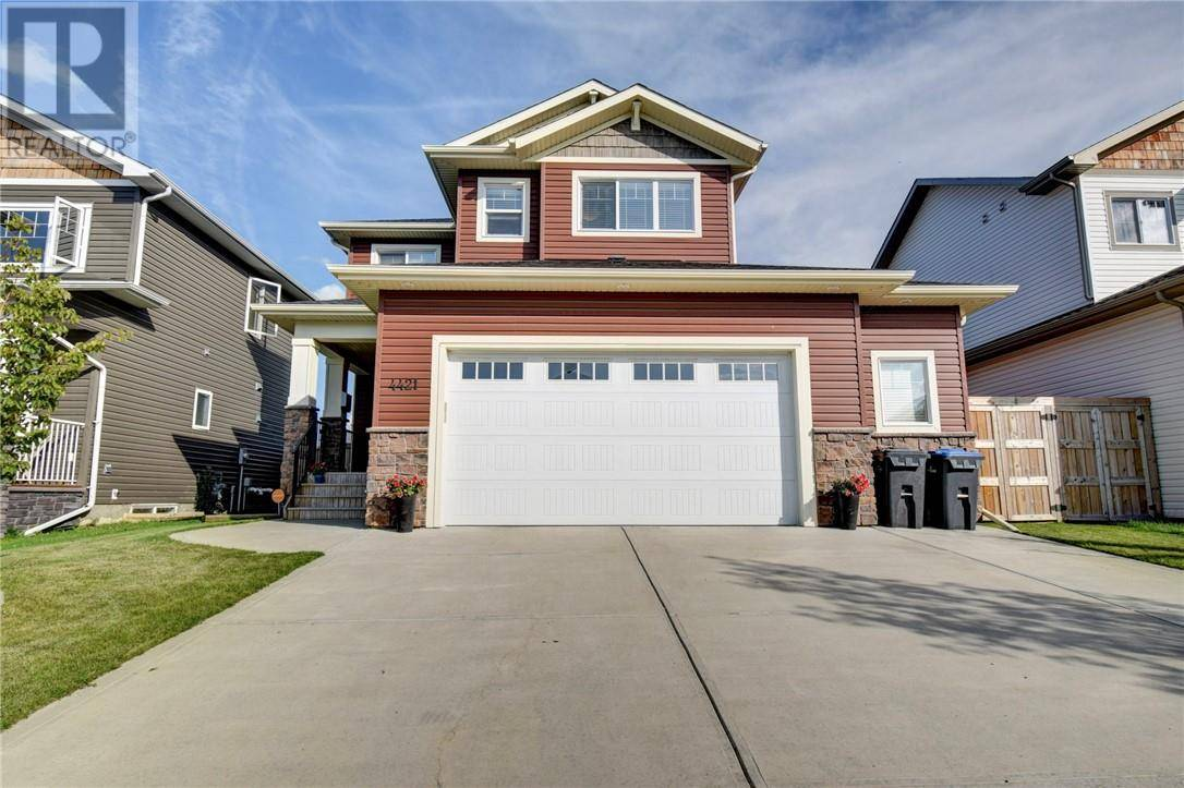 House for sale at 4421 Ryders Ridge Blvd Sylvan Lake Alberta - MLS: ca0175590