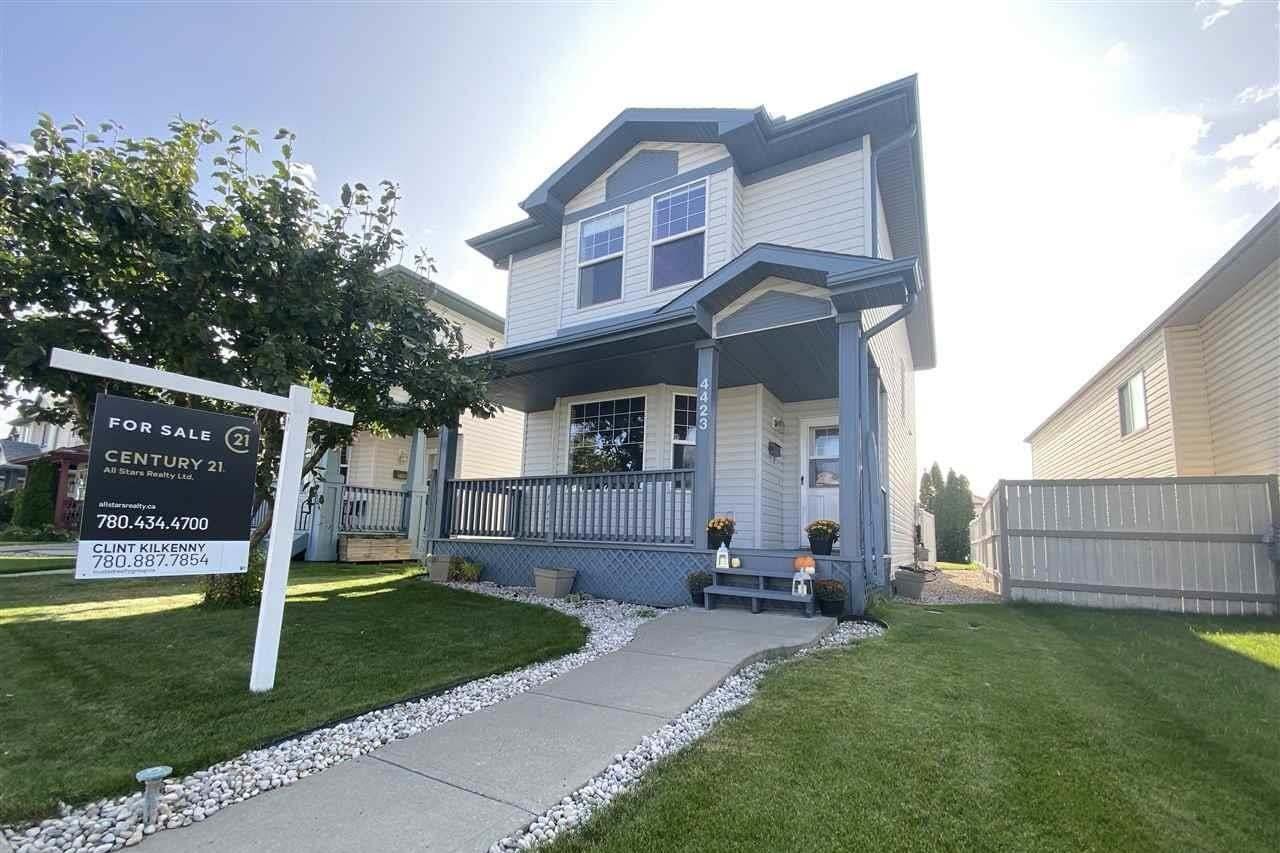 House for sale at 4423 150 Av NW Edmonton Alberta - MLS: E4214710
