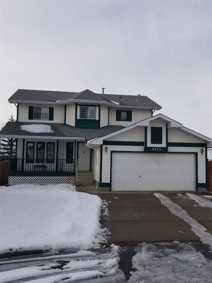 House for sale at 4424 33 St Nw Edmonton Alberta - MLS: E4180078