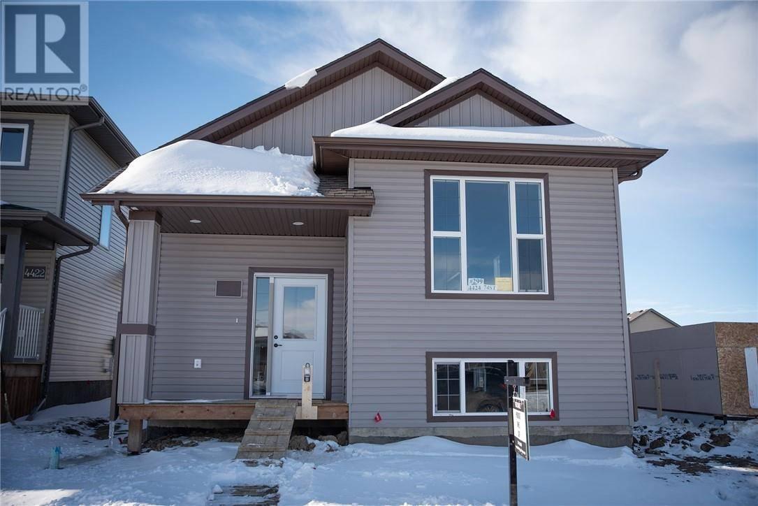 House for sale at 4424 74 St Camrose Alberta - MLS: ca0188054