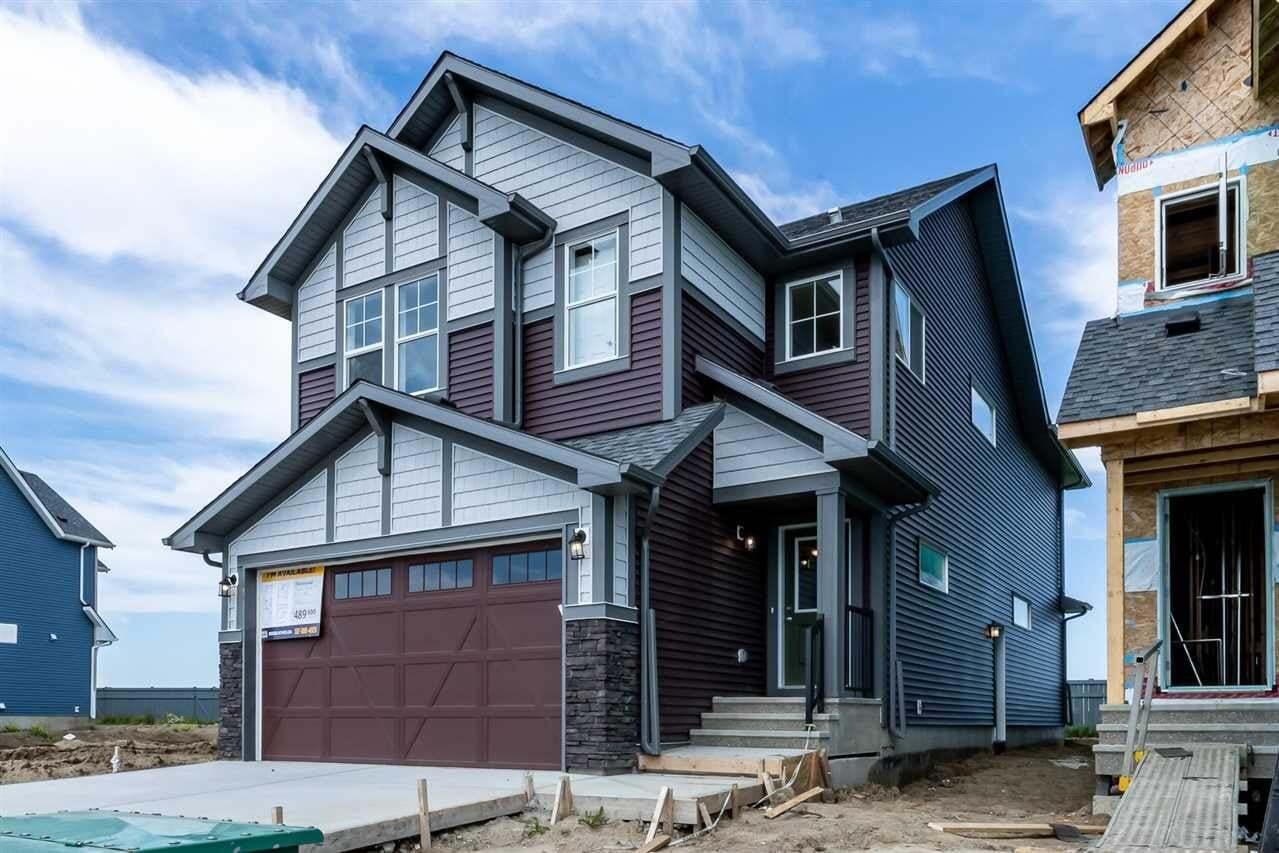 House for sale at 4424 Kinsella Gr SW Edmonton Alberta - MLS: E4209517
