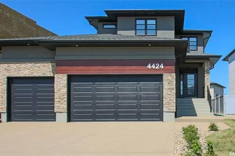 House for sale at 4424 Sage Dr Regina Saskatchewan - MLS: SK783197