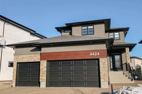 House for sale at 4424 Sage Dr Regina Saskatchewan - MLS: SK799643