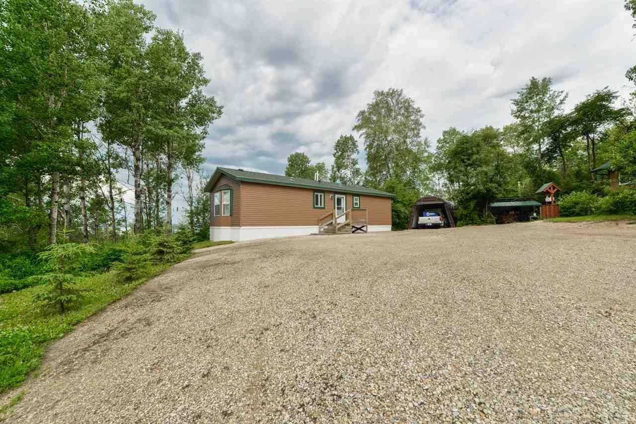 Residential property for sale at 4428 Lakeshore Rd Rural Parkland County Alberta - MLS: E4184645