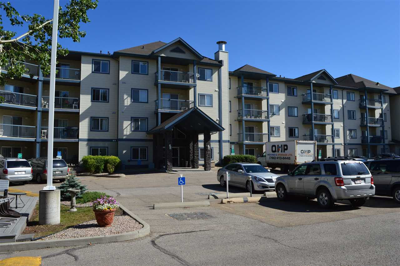 For Sale: 443 - 16311 95 Street, Edmonton, AB | 2 Bed, 2 Bath Condo for $199,000. See 19 photos!