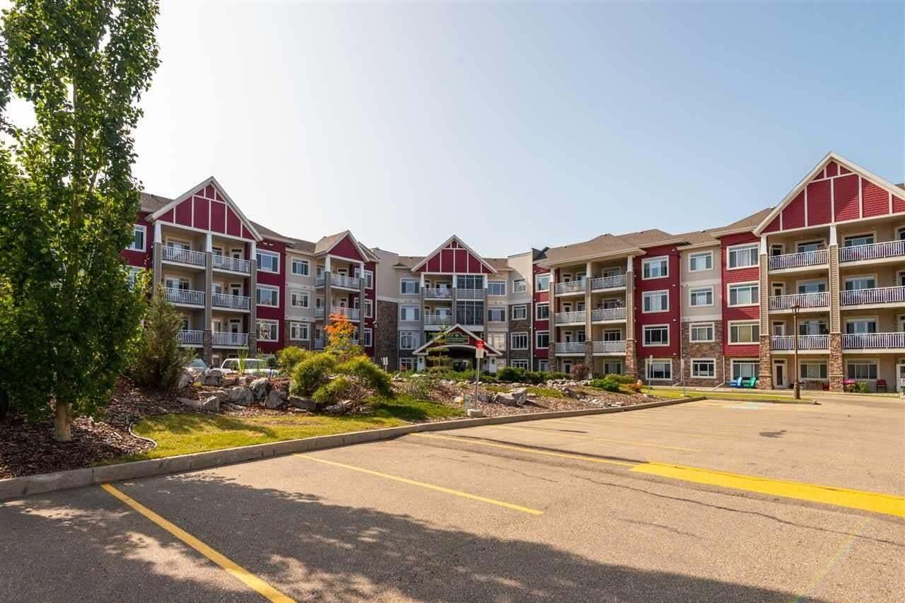 Condo for sale at 511 Queen St Unit 443 Spruce Grove Alberta - MLS: E4215160