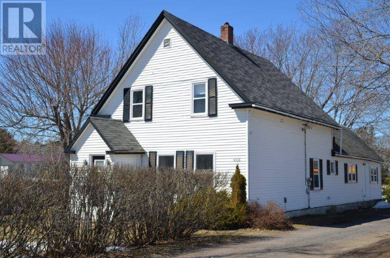House for sale at 443 Canada St Fredericton New Brunswick - MLS: NB022300