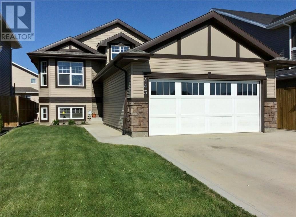 House for sale at 443 Childers Wy Saskatoon Saskatchewan - MLS: SK774509