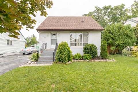 House for sale at 443 East 37th St Hamilton Ontario - MLS: X4910707