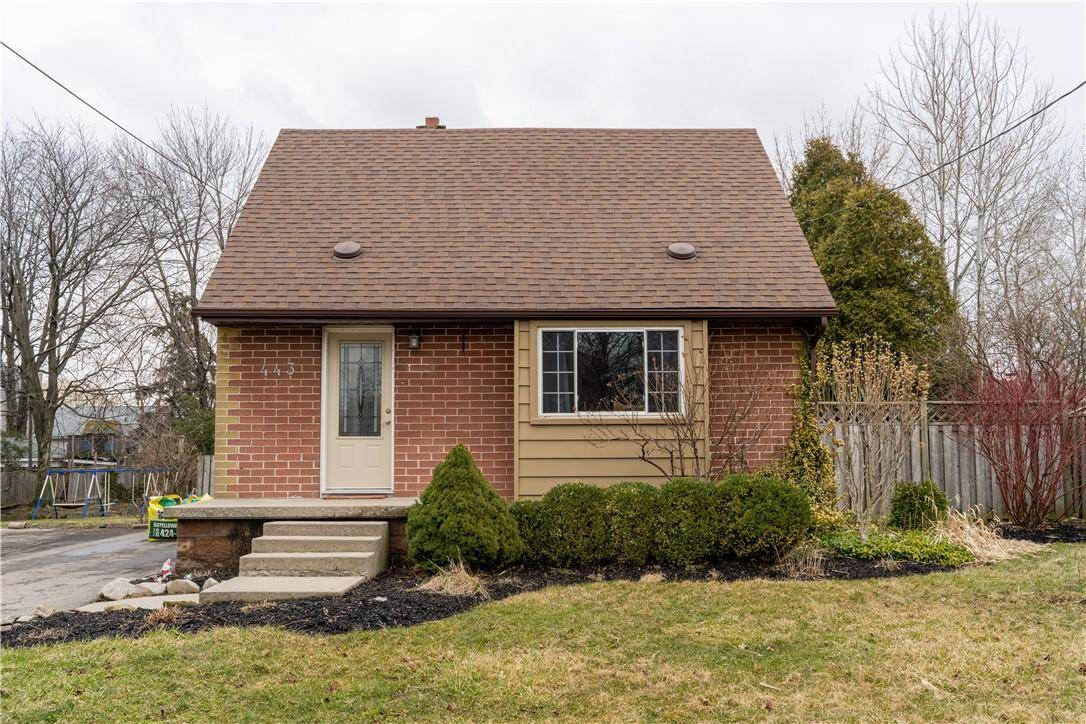 House for sale at 443 38th St East Hamilton Ontario - MLS: H4075661