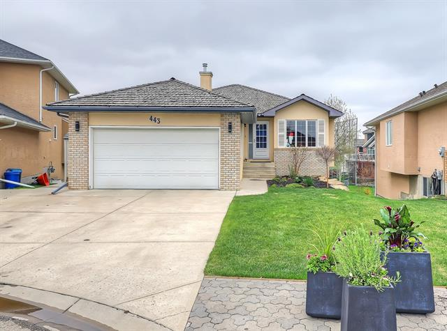 For Sale: 443 Lakeside Greens Court, Chestermere, AB | 5 Bed, 3 Bath House for $579,900. See 44 photos!