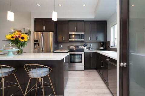 Townhouse for sale at 443 Mahogany Blvd SE Calgary Alberta - MLS: A1036871