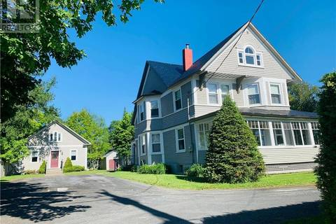 House for sale at 443 Main St Woodstock New Brunswick - MLS: NB026170