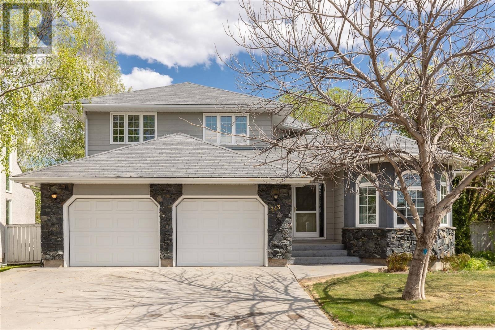 House for sale at 443 Rogers Ct Saskatoon Saskatchewan - MLS: SK784226