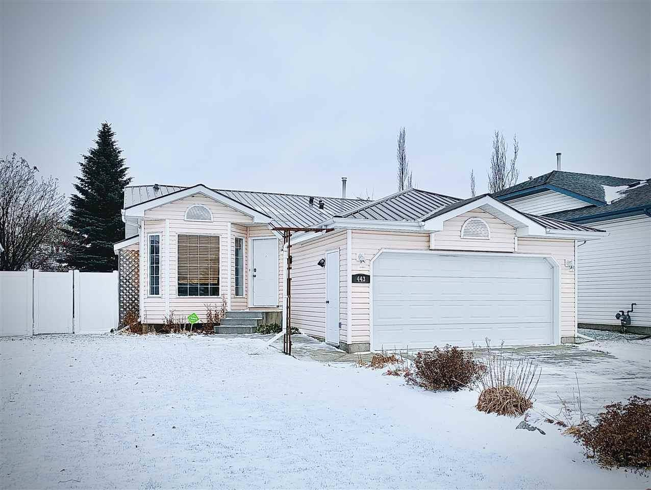 House for sale at 443 St. Andrews Cres Stony Plain Alberta - MLS: E4178594