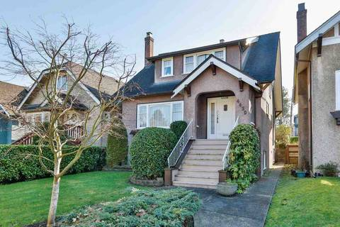 House for sale at 4430 7th Ave W Vancouver British Columbia - MLS: R2438306