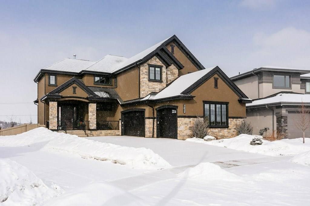 House for sale at 4432 Kennedy Cv  Sw Edmonton Alberta - MLS: E4192168