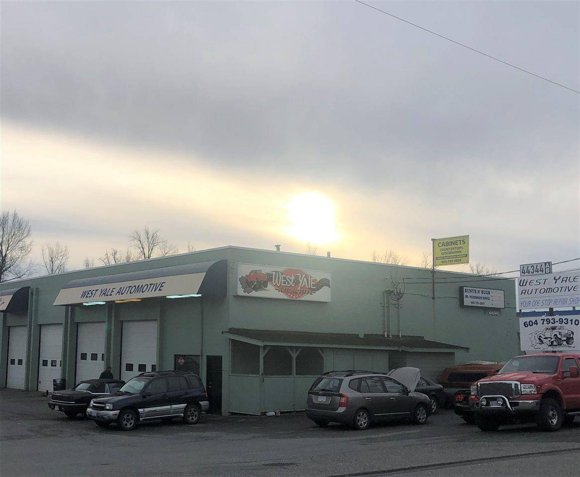 Commercial property for sale at 44344 Yale Rd Chilliwack British Columbia - MLS: C8030315