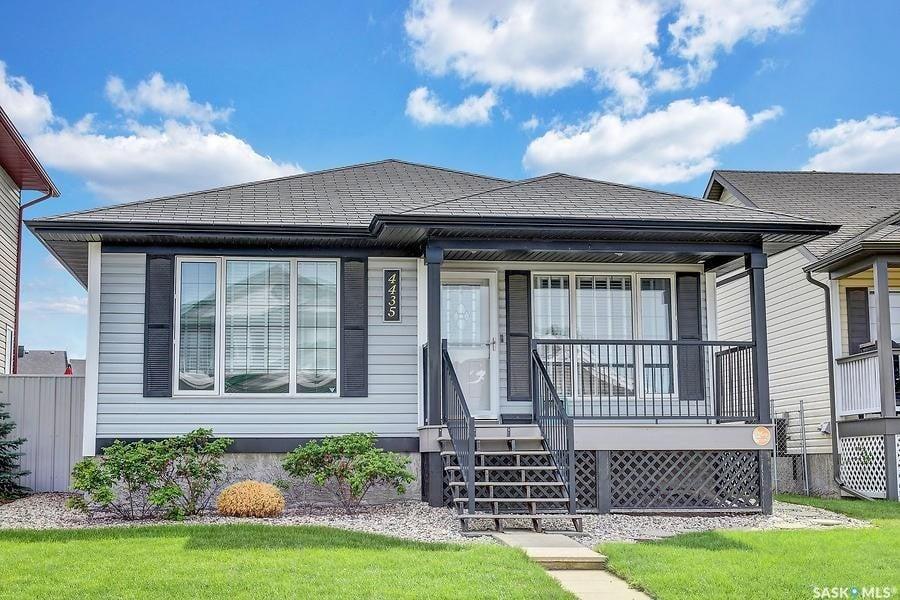 House for sale at 4435 Meadowsweet Ln Regina Saskatchewan - MLS: SK816787
