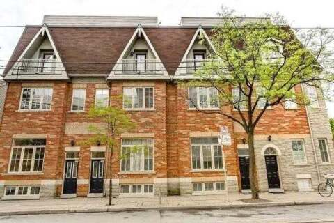 Townhouse for rent at 443 Queen St Toronto Ontario - MLS: C4893883