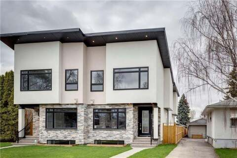 Townhouse for sale at 444 35 Ave NW Calgary Alberta - MLS: C4296029