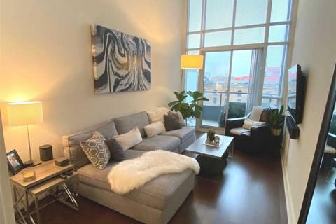 Apartment for rent at 5 Hanna Ave Unit 444 Toronto Ontario - MLS: C4674717