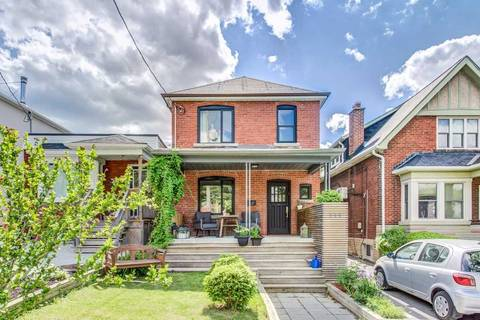 House for sale at 444 Arlington Ave Toronto Ontario - MLS: C4483959