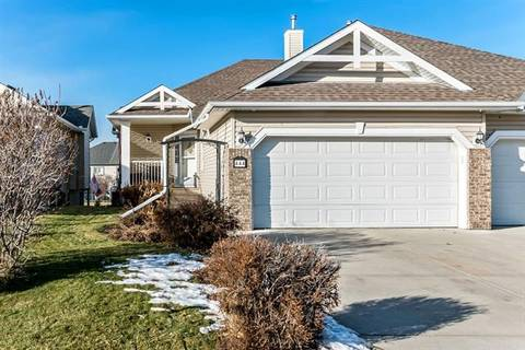 Townhouse for sale at 444 Crystalridge Te Okotoks Alberta - MLS: C4275825