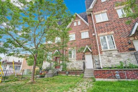 Townhouse for sale at 444 Dawes Rd Toronto Ontario - MLS: E4916318