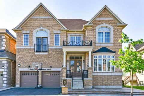 House for sale at 444 Ellen Davidson Dr Oakville Ontario - MLS: W4549831