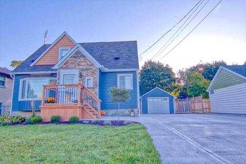 House for sale at 444 Geneva St St. Catharines Ontario - MLS: X4604996