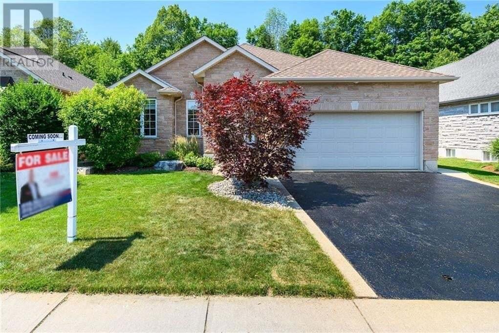 House for sale at 444 Lake Louise Blvd Waterloo Ontario - MLS: 30818214