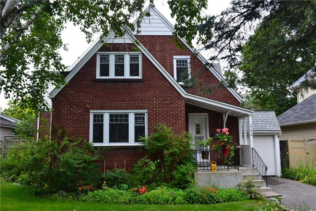 House for sale at 444 Mansfield Ave Ottawa Ontario - MLS: 1164904