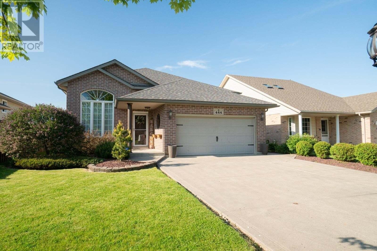 House for sale at 444 Mclellan  Amherstburg Ontario - MLS: 20005783