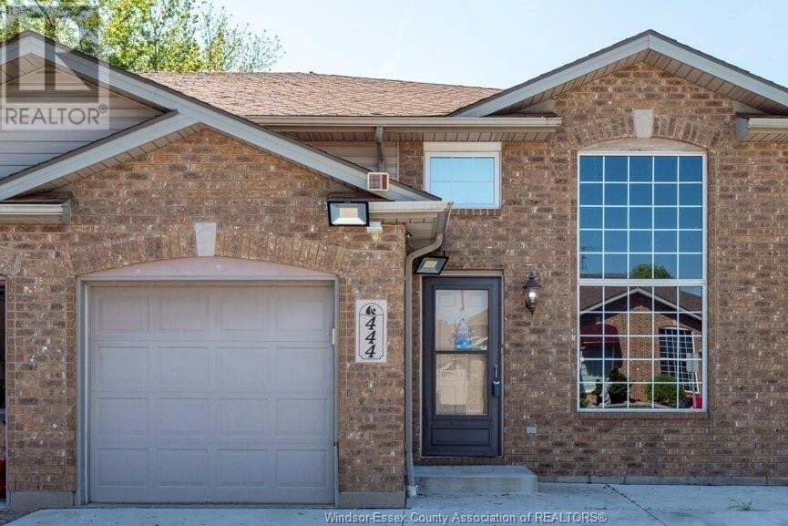 House for sale at 444 Merrill  Lasalle Ontario - MLS: 20007897