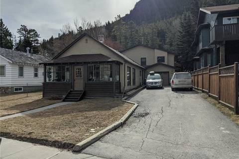 House for sale at 444 Muskrat St Banff Alberta - MLS: C4295055
