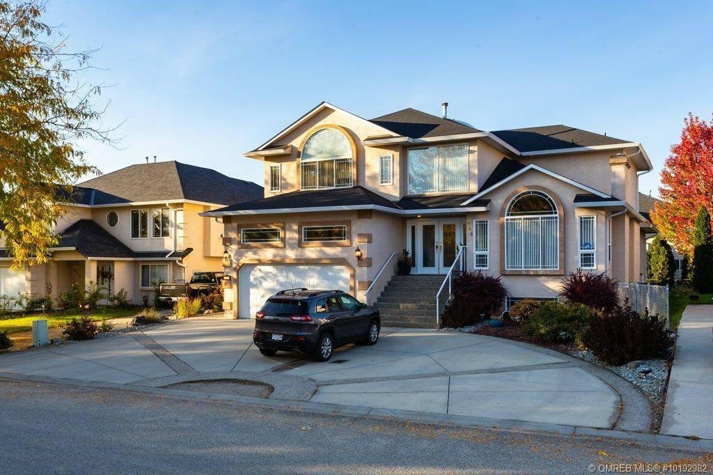 House for sale at 444 Sumac Rd East Kelowna British Columbia - MLS: 10192982