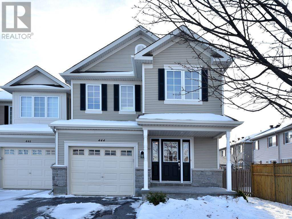 Townhouse for sale at 444 Templeford Ave Ottawa Ontario - MLS: 1175756