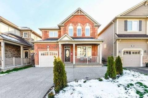 House for rent at 444 Zuest Cres Milton Ontario - MLS: W4524317
