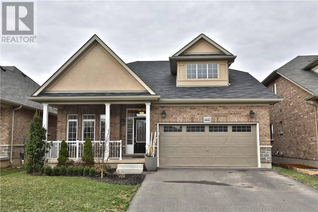 House for sale at 4442 Cinnamon Gr Niagara Falls Ontario - MLS: 30729292