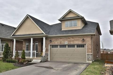 House for sale at 4442 Cinnamon Grve Niagara Falls Ontario - MLS: X4440068