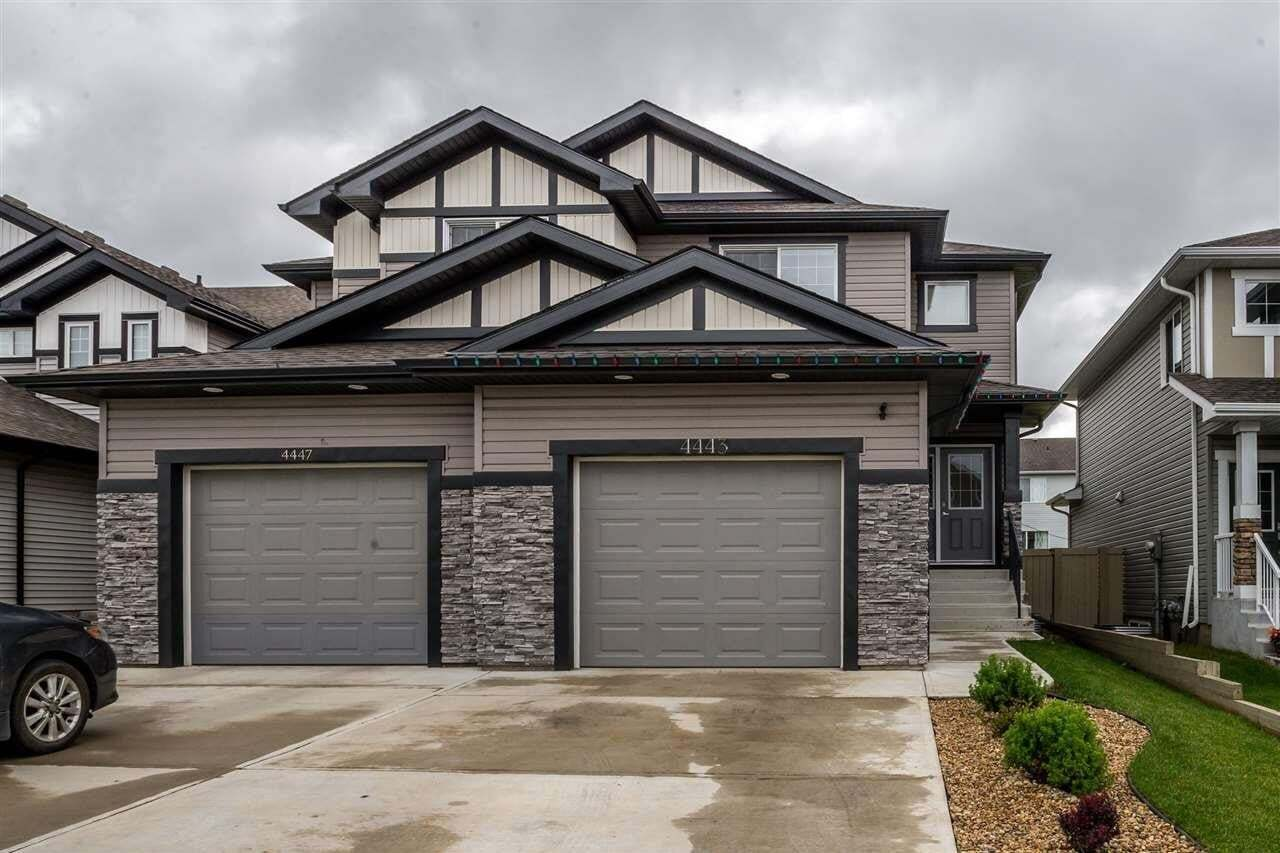 Townhouse for sale at 4443 6 St NW Edmonton Alberta - MLS: E4206470